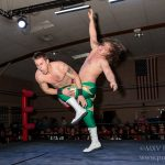 Matty Starr vs. Buddy Roberts Jr.