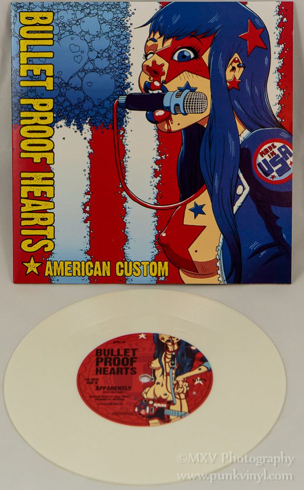 Bullet Proof Hearts - American Custom