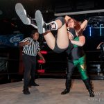 Crazy Mary Dobson vs. Mickie Knuckles