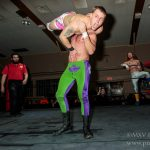 Barry Ryte/Buddy Roberts Jr. vs. Slade/Thompson