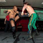 Jimmy Rockwell vs. Dynamite Jackson
