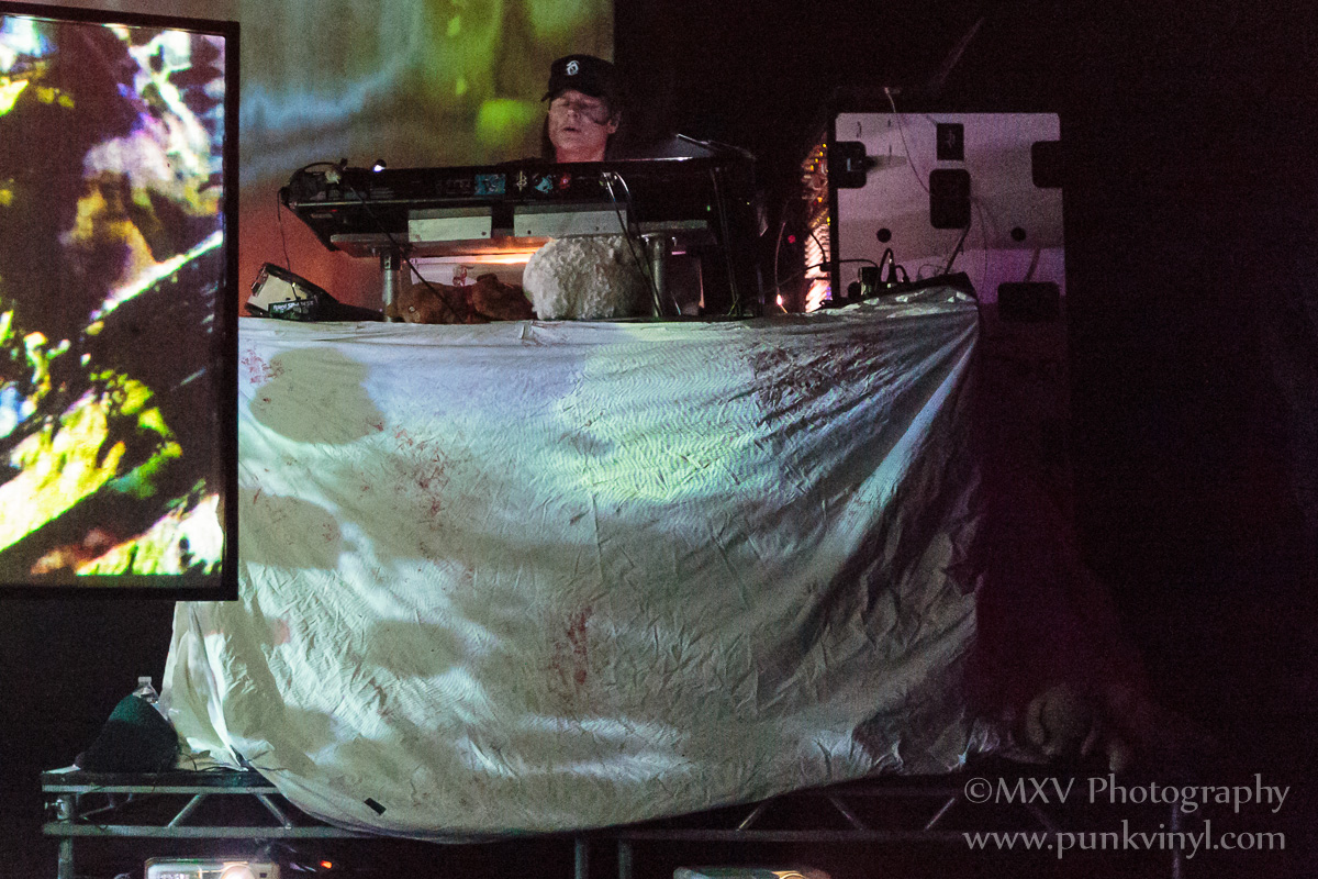 Skinny Puppy 2 21 14 At The Vic The Punk Vault