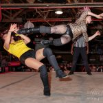 Angel Dust/Samantha Heights vs. Lucy Mendez/Amanda Rodriguez