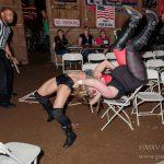 D'Arcy Dixon vs. Mickie Knuckles