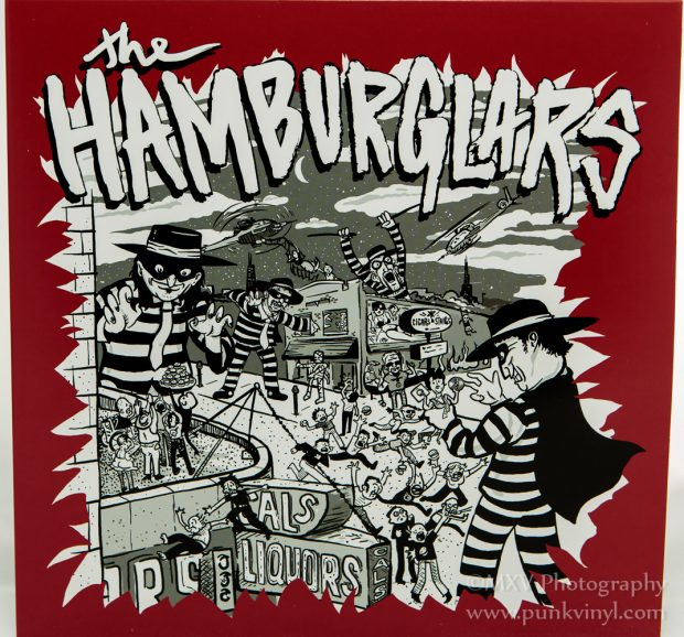 The Hamburglars 10 inch