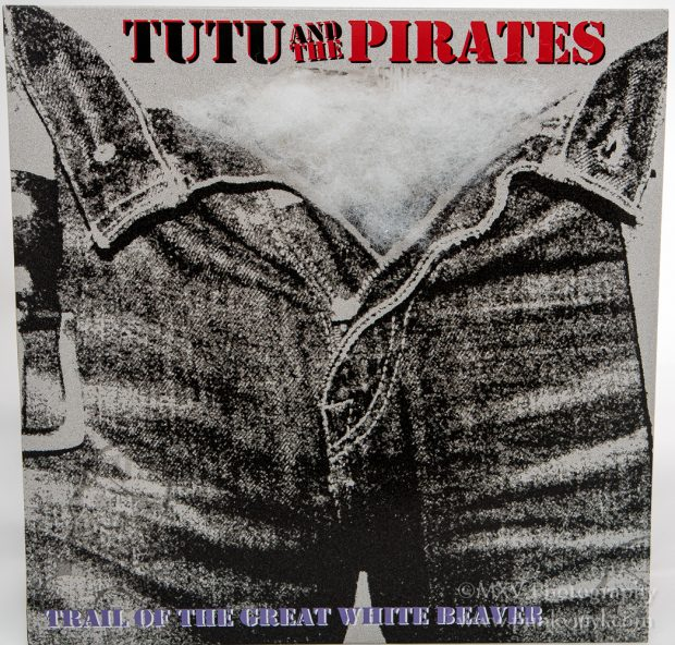 Tutu and the Pirates - Trail of the Great White Beaver LP