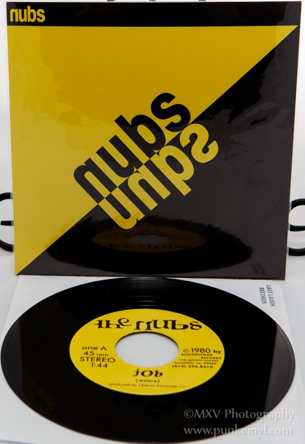 "The Nubs 7"" reissue"