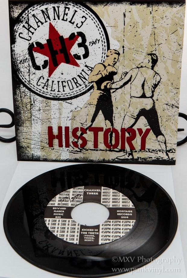 CH3 - History