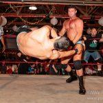Justin Credible/Brady Pierce vs. Jake O'Neill/Pondo