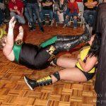Mickie Knuckles vs. Paloma Starr