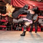Jesse's Girls vs. Angel Dust/Samantha Heights