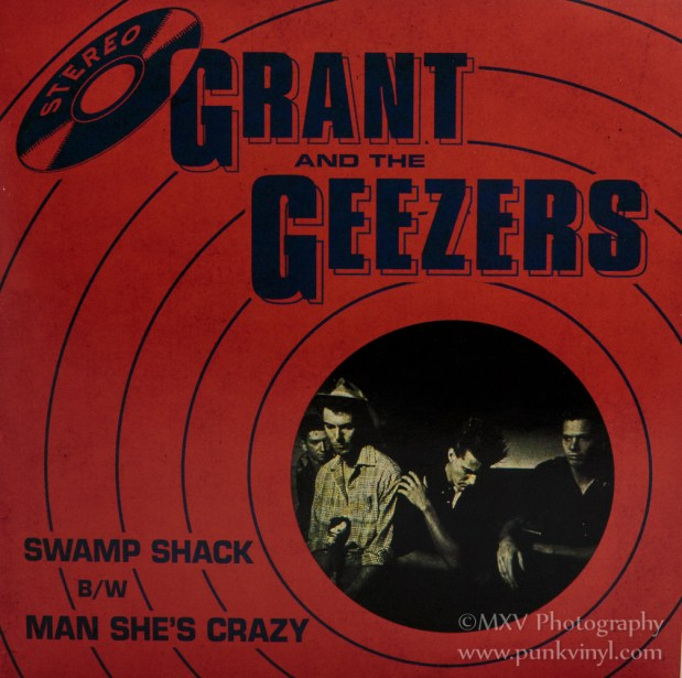 Grant and the Geezers - Swamp Shack