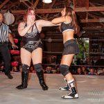 Mickie Knuckles vs. Crazy Mary Dobson