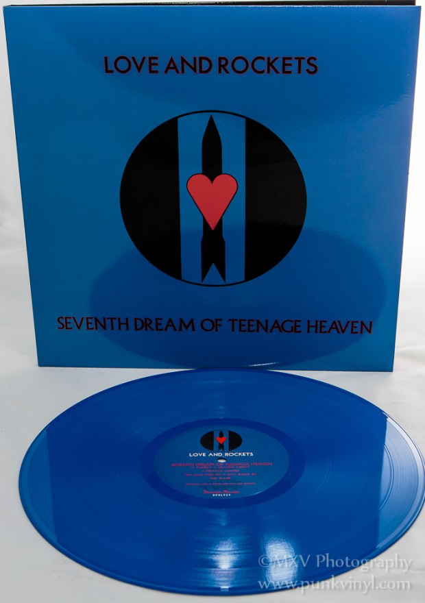Love and Rockets - Seventh Dream of a Teenage Heaven