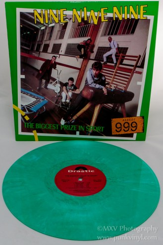 999 - The Biggest Prize in Sport reissue