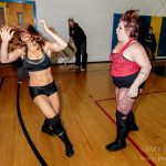 Mickie Knuckles vs. D'Arcy Dixon