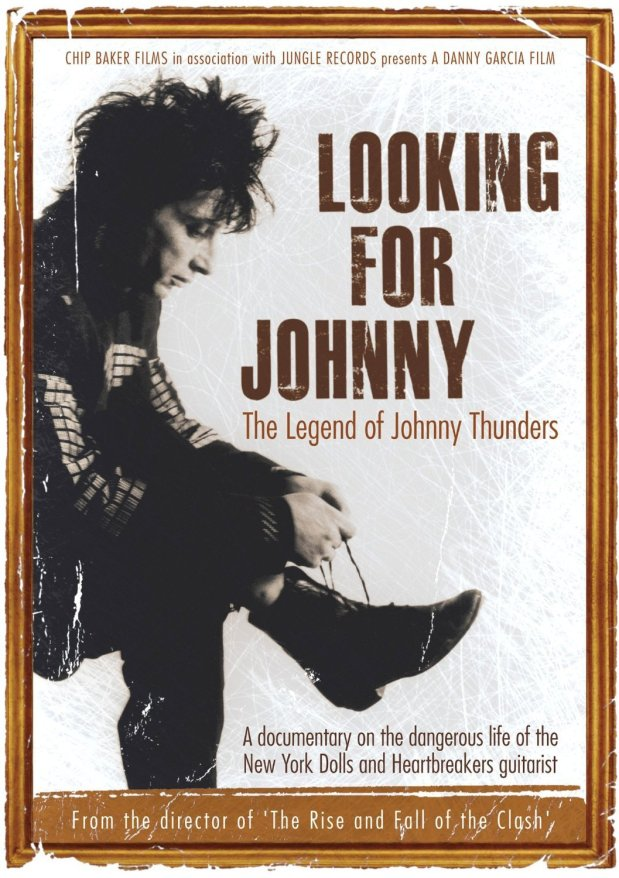 Looking For Johnny DVD