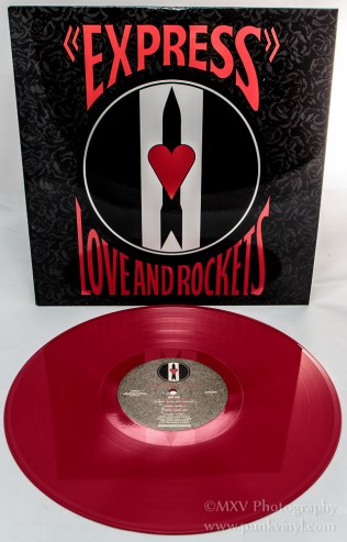 Love and Rockets Express reissue