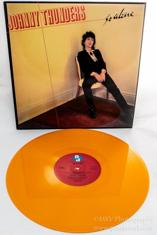 Johnny Thunders - So Alone reissue