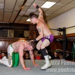 Sean Mulligan vs. Buddy Roberts Jr.