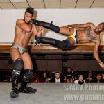 Rob Fury vs. Raphael King