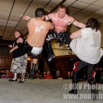 Pondo/Shane Mercer vs. Cody Jones/Zodiac