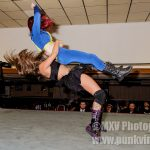 Crazy Mary Dobson vs. Leva Bates