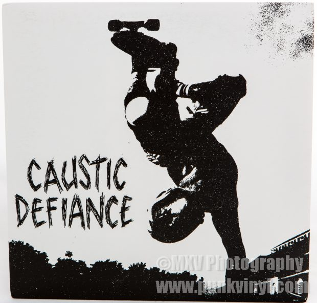 Caustic Defiance EP