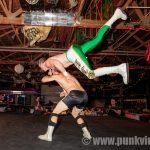 Sean Mulligan vs. Buddy Roberts Jr.