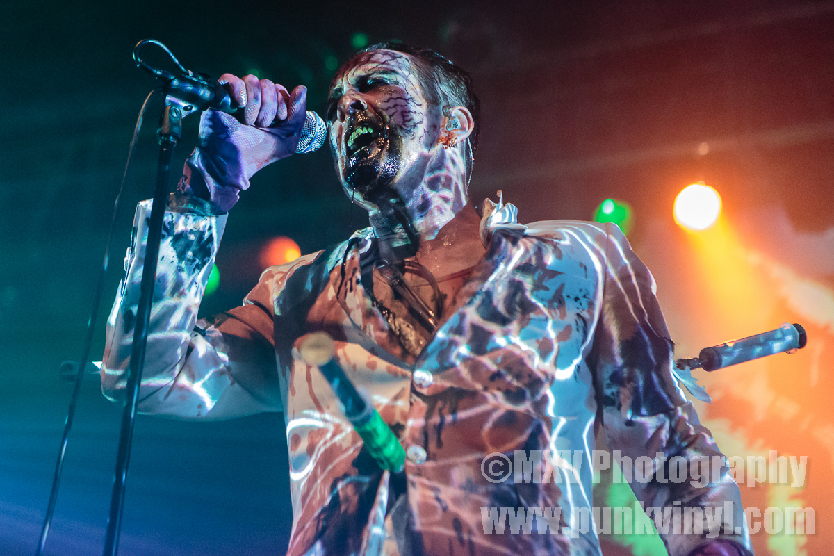 Skinny Puppy 11 16 15 At The Rave The Punk Vault