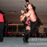 Will Moah/Danny Dominion vs. Fury/Logan