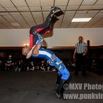 Rob Fury vs. Spider Monkey