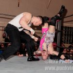 Hardcore Craig/Pauly Thomaselli vs. Aiden O'Shea/Danny Dominion