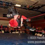 Rob Fury vs. Shane Mercer