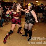 Crazy Mary vs. Mickie Knuckles