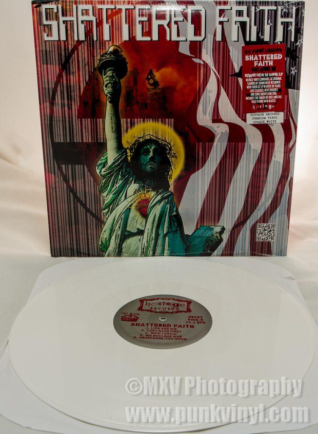Shattered Faith - Volume III LP