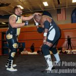 Pondo vs. Willie Richardson vs. D'Angelo Steele