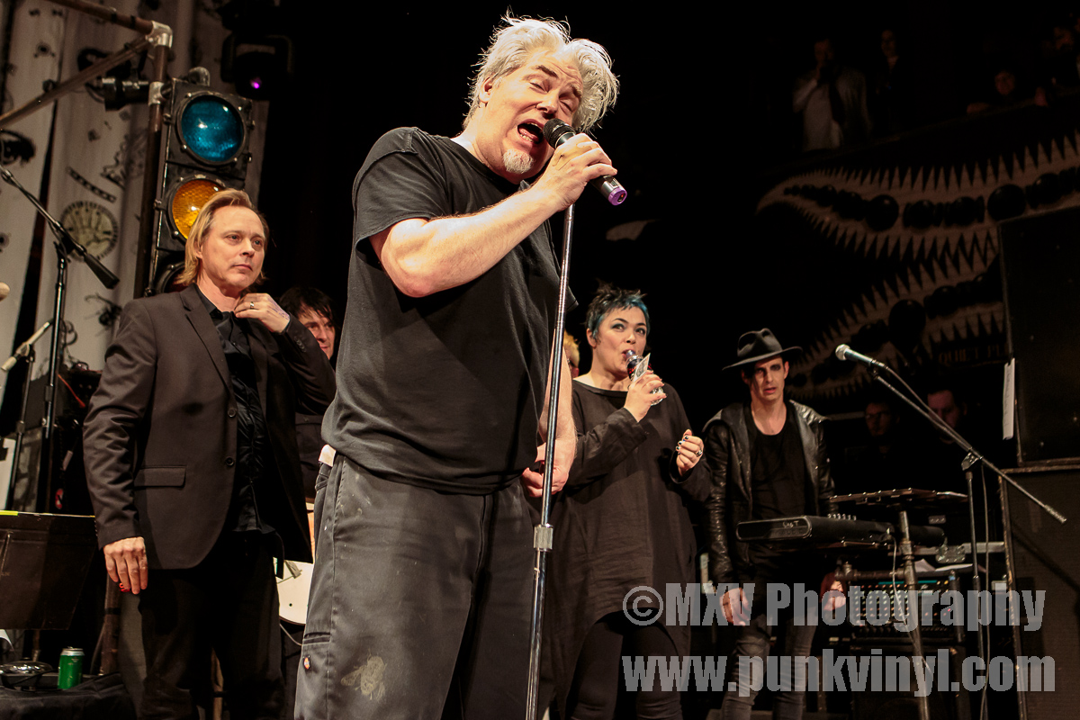 Pigface 25th Anniversary Show 11 25 16 At House Of Blues