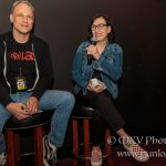 Mark Skillicorn and Julia Nash