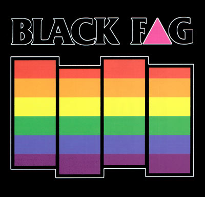 Black Fag CD