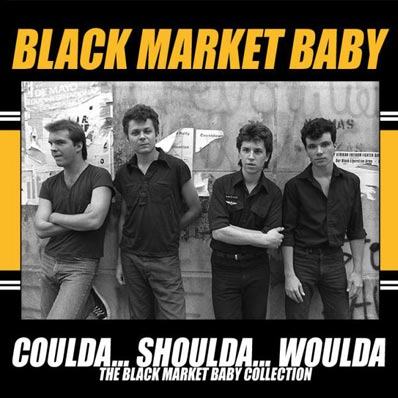 Black Market Baby CD