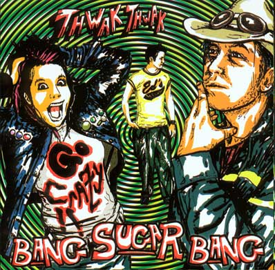 Bang Sugar Bang CD