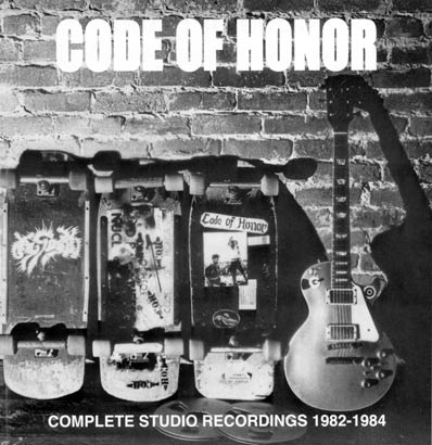 Code of Honor CD