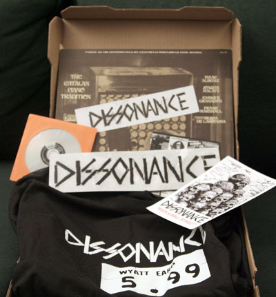 Dissonance box set