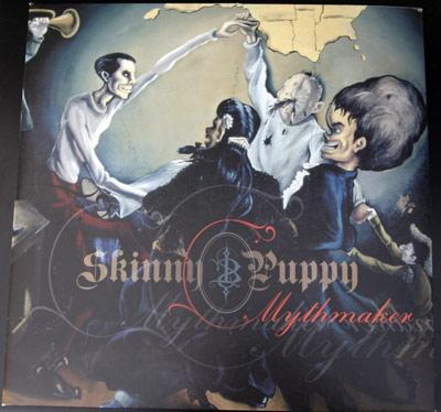 mythmaker vinyl cover