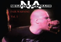 Negative Approach DVD