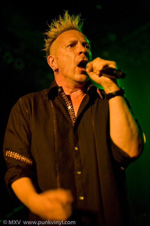 John Lydon in Chicago