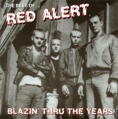 Red Alert best of cd