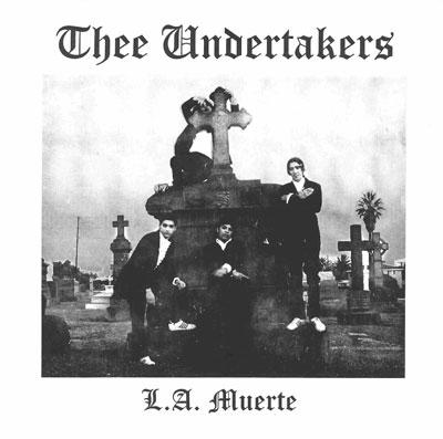 Thee Undertakers single