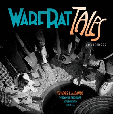 Warfrat Tales CD